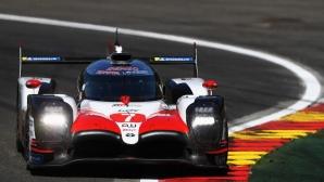 """Toyota навъртя 4 000 км в подготовка за """"Себринг"""""""