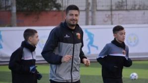 Палазов: Треньорите в школата на Локо (Пд) са отдадени на работата си