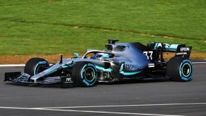 Мерцедес започват сезон 2019 с напълно нов двигател
