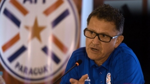 Хуан Карлос Осорио напусна националния отбор на Парагвай