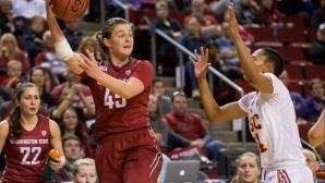 Българка се приближава до драфта в женската НБА