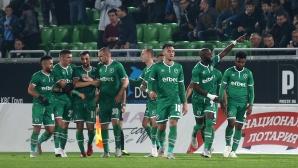 Първа лига се завръща с неравна битка в Стара Загора