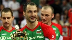 В Италия: Матей Казийски обмисля да играе за България при Силвано Пранди