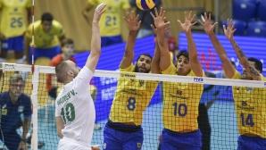 Бразилия се натиска за контроли с националния отбор на България