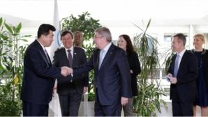 Делегации от КНДР и Република Корея проведоха тристранна среща с МОК