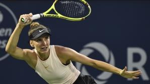 Каратанчева се класира за четвъртфиналите в Съпрайз