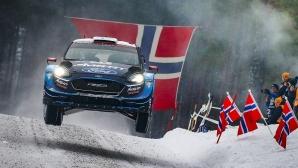 Теему Сунинен поведе след втория ден на рали Швеция