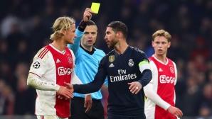 Треньорът на Реал М обвини журналистите за случая с Рамос