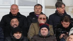 Спряган за шеф в Левски изгледа загубата на ЦСКА-София срещу Черно море