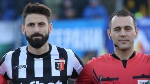 Димитър Илиев: Разочаровани сме, изпуснахме да бием Левски