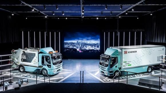 Volvo Trucks с първи продажби на електрически камиони