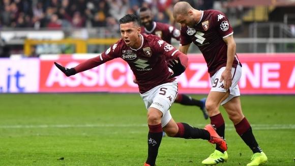 Торино нанесе нов удар по амбициите на Аталанта за ШЛ (видео)