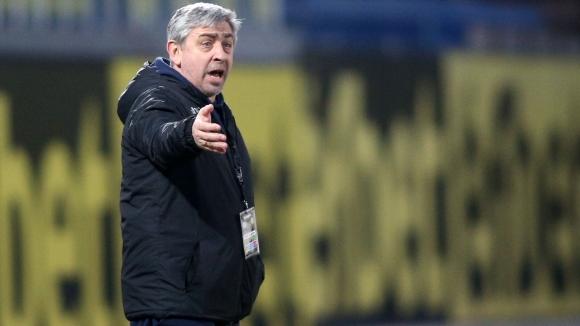 Александър Севидов: Не сме готови за мачове с такива отбори, хубаво е, че не...