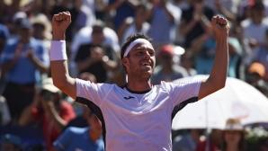 Марко Чекинато спечели титлата на турнира в Буенос Айрес