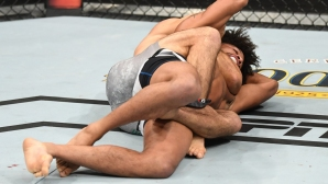 Крон Грейси с феноменален дебют в UFC