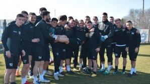 Радостна новина за Димитър Везалов