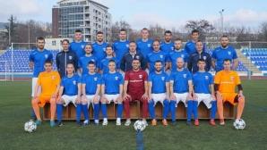Румен Николов се завърна в Спартак (Варна), гледа към професионалния футбол