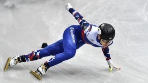 Шесткратен олимпийски шампион остава на леда