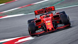 Леклер може да предизвика бъркотия във Ферари