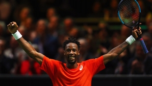 Най-добрите изпълнения на Монфис от турнира в Ротердам (видео)