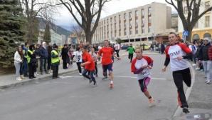 За 55-и път в Сливен стартира лекоатлетическата щафета по повод 3 март