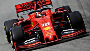 Ферари най-бързи до обяд в Барселона