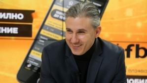 Павел Колев: Божков даде три милиона за задължения на Левски, Сираков трябва да бъде президент