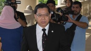 Кралят на Малайзия напусна ФИФА