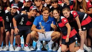Федерер потвърди участие на голям клей турнир