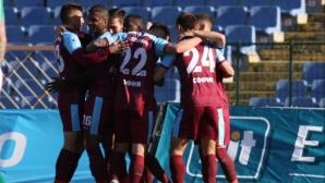 Мариян Христов: Евала за това тичане, което футболистите направиха