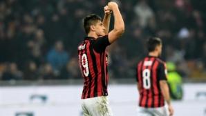 Пьонтек: Искам да помогна на Милан