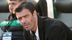 Росен Кирилов: Много съм доволен от играта