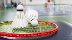 Димитър Янакиев записа две победи в квалификациите на турнир по бадминтон във Виена