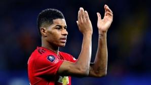 Юнайтед направи големия пробив в преговорите с Рашфорд