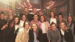 Петер Чех заведе 16 дами на вечеря