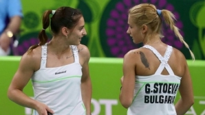 Сестри Стоеви са на 1/4-финал в Барселона след обрат