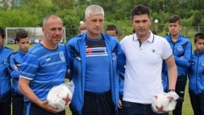 Кишишев преди дербито на Бургас: Нашите футболисти са наясно какво трябва да покажат в събота