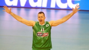 Боян Йорданов заби 16 точки, но Панатинайкос отпадна от Купата на Гърция (снимки)