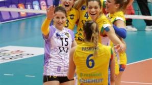 Мирослава Паскова: Успехът е плод на много работа