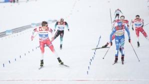 Майкен Касперсен Фала и Йоханес Клаебо спечелиха световните титли в спринта
