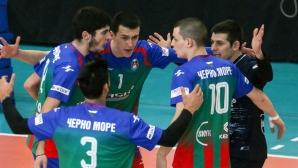 Черно море посреща Дунав в първия мач от 19-ия кръг