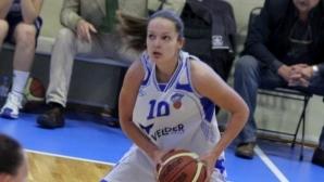 Монтана 2003 загуби от Будучност в среща от Адриатическата лига по баскетбол за жени