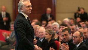 Александър Дюков беше избран единодушно за президент на Руския футболен съюз