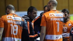 Петър Шопов: Борим се за участие в плейофите на Суперлигата