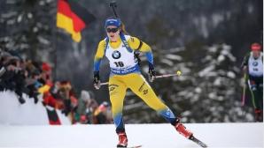 Шведка стана европейска шампионка в спринта, Кадева завърши на 26-о място