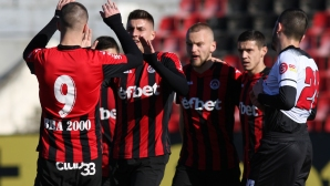Локо (Сф) започна ударно втория дял във Втора лига