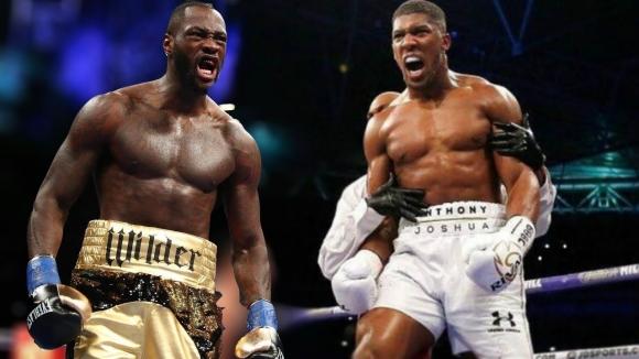 Джошуа: Ще се бия с Уайлдър през декември