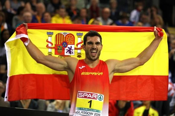 Испанец спечели европейската титла в седмобоя