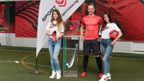 Sport Vision представи новите футболни обувки Nike Phantom Venom с ексклузивно събитие