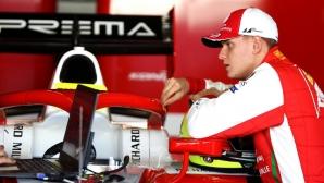 Мик Шумахер най-бърз в последния ден от тестовете във Ф2